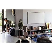 Samsung 65 Inch 4K Smart TV Picture in room