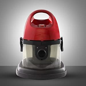 Eureka Forbes Mini Wet And Dry Vacuum Cleaner Red Black