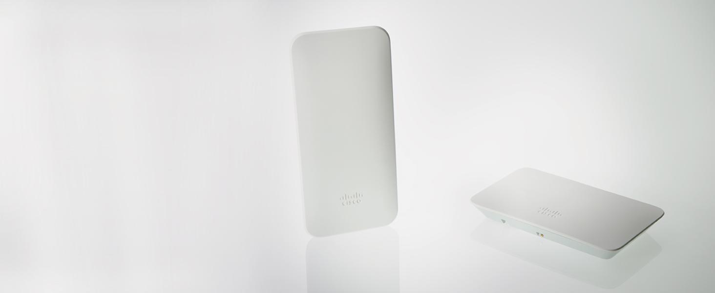 シスコの新しいWi-Fi アクセスポイント