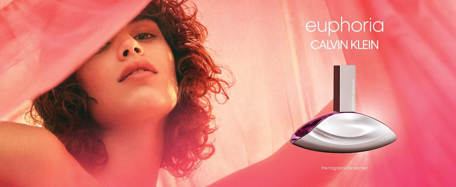 Calvin Klein Euphoria Eau De Perfume Spray for Women 100ml