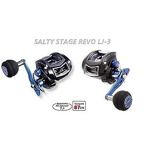 SALTY STAGE REVO LJ-3 (ソルティーステージ レボ LJ-3 )
