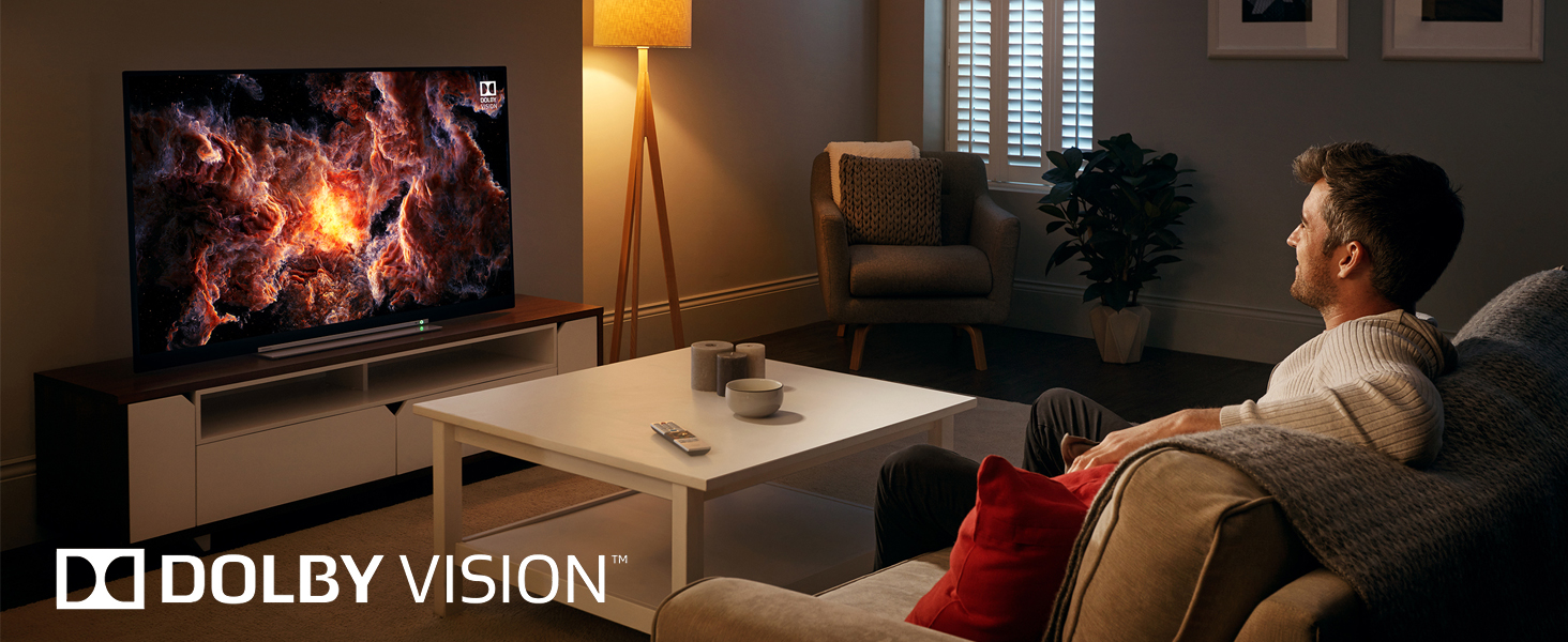 Toshiba UHD Smart TV Dolby Vision