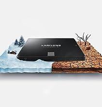 Samsung 850 EVO - Disco duro sólido (500 GB, Serial ATA III, 540 ...