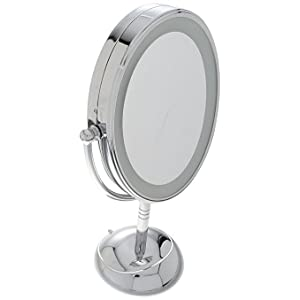 Conair Reflections Led Lighted Collection Mirror Polished