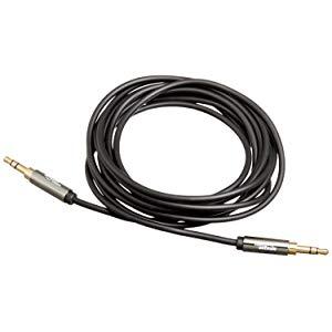 Amazonベーシック ステレオミニプラグ オーディオケーブル 2.4m