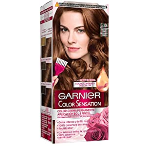 Garnier Color Sensation coloración permanente e intensa ...