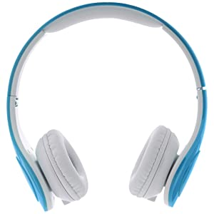 AmazonBasics Volume-Limited Wired Headphones with Shareport for Kids