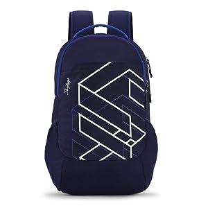 Skybags Felix 50 Ltrs Blue Laptop Backpack (SBFEL01BLU)  Amazon.in ... 11cf5969a4