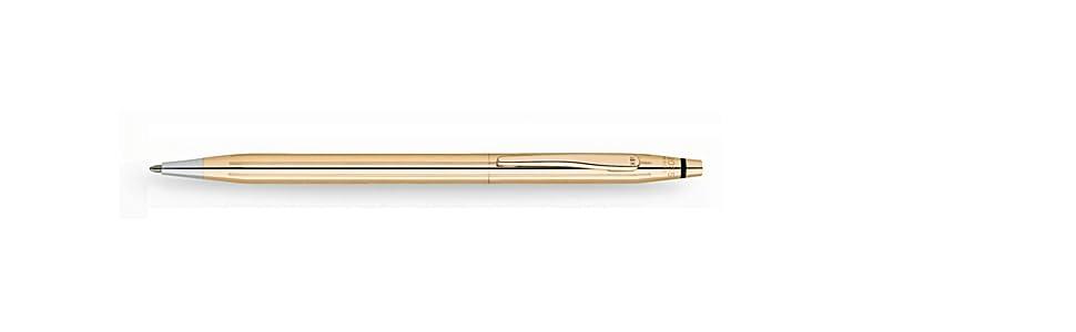 Cross 8032 - Bolígrafo (oro macizo de 18 k): Amazon.es: Oficina y papelería
