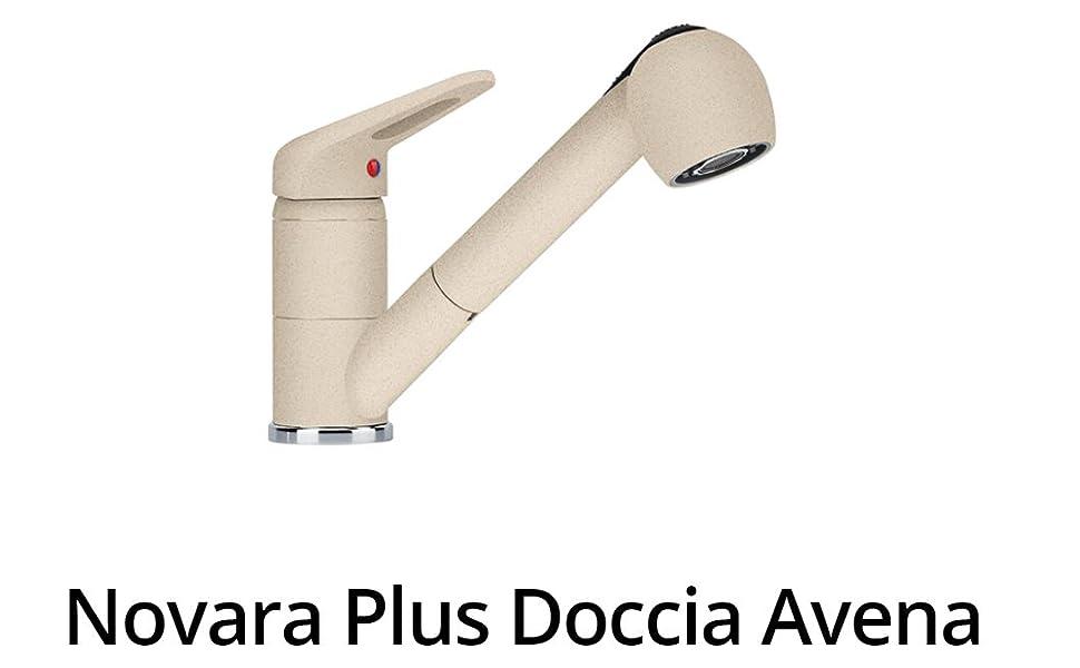 Franke 115 0470 665 Rubinetto Ad Alta Pressione Con Doccetta Estraibile Beige Amazon It Fai Da Te