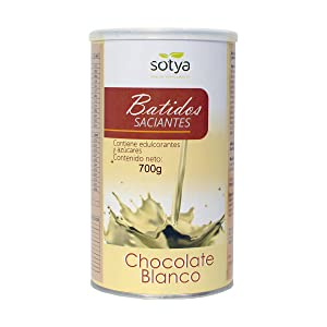 SOTYA Batido Sabor Chocolate Blanco 700 gr