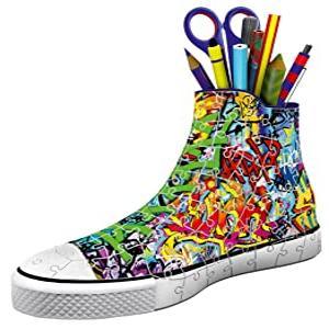 ravensburger,puzzles,puzzle,3d puzzle,sneaker,sneakers,trainer,trainers,