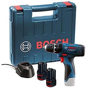 Bosch Cordless Combi Drill Professional, GSB 120-LI