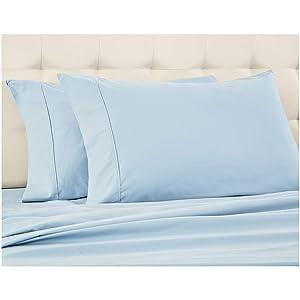 AmazonBasics Ultra-Soft Pillowcases