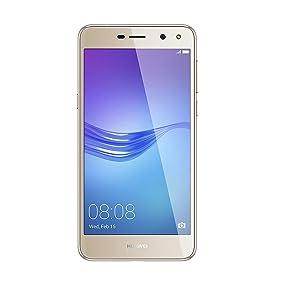 Huawei Y6 2017 SIM Doble 4G 2GB Oro: Huawei: Amazon.es: Electrónica