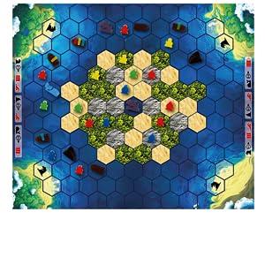 Asmodée - Juego de Tablero, 4 Jugadores (ISL01) (versión en francés): Amazon.es: Juguetes y juegos