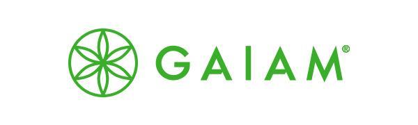 Gaiam Yoga Mats - 5mm Thick
