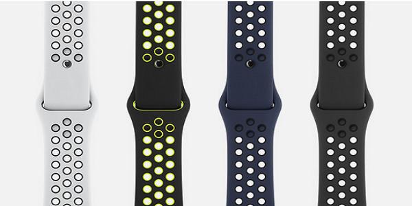 fa392e156 Apple Watch Nike+ GPS 38mm Smart Watch (Silver Aluminum Case