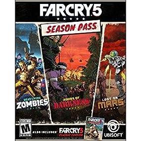 far cry 5 season pass uplay key