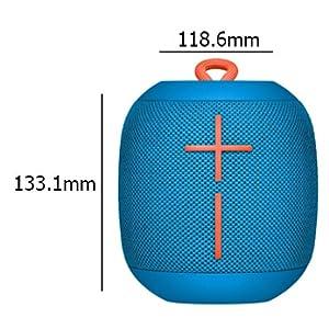 Wonderboom Waterproof Bluetooth Speaker - Subzero Blue
