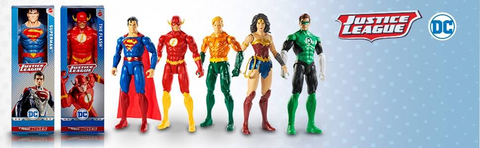 CHOOSE Marvel /& DC Comics Superhero Figures Batman Robin Wonder Woman Flash