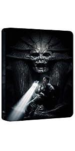 【Amazon.co.jp限定】ザ・マミー/呪われた砂漠の王女 スチール・ブック仕様 ブルーレイ+特典DVDセット
