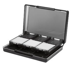 Amazon.com: AmazonBasics Nintendo 3DS Game Card Storage Case ...
