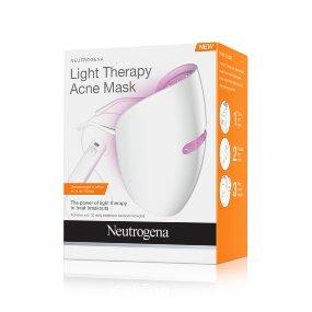 Amazon.com: Neutrogena Light Therapy Acne Treatment Mask