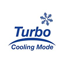 •Turbo Cooling Mode