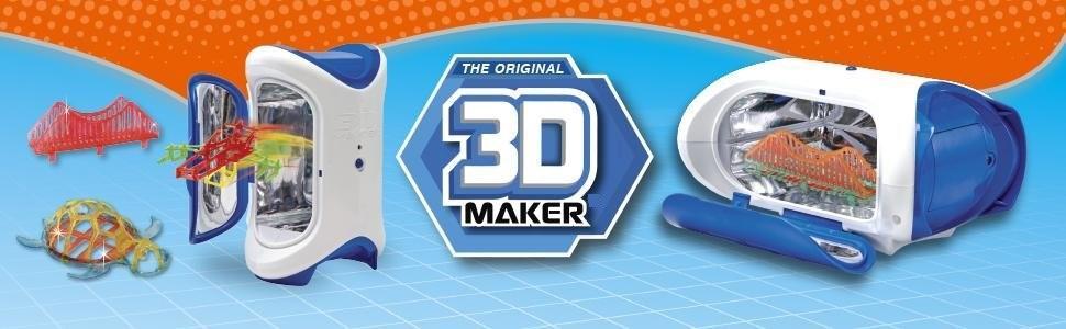 CIFE Irwin RX LTD 40104 - Impresora mágica 3D, juego creativo ...