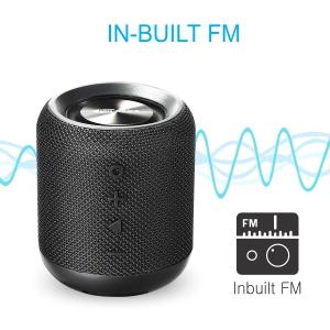 bluetooth speaker with radio