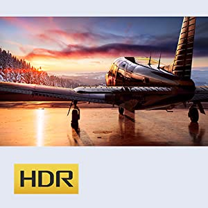 Discover thrilling HDR entertainment