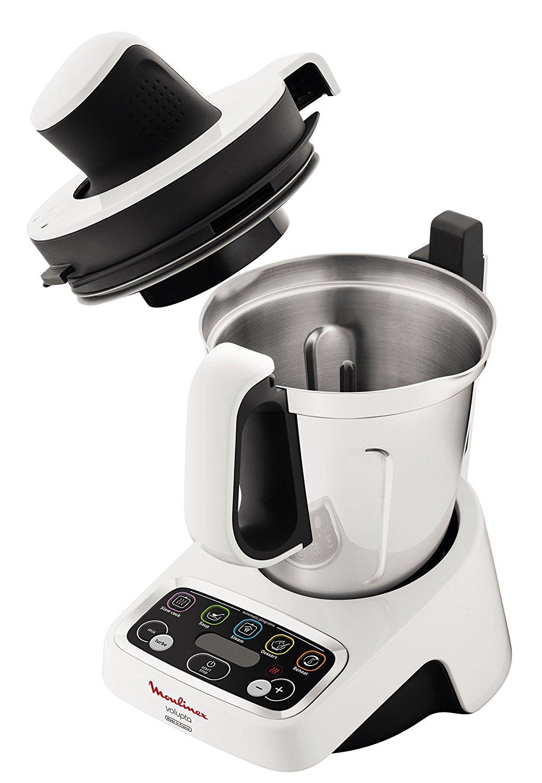Moulinex yy2978fg volupta robot da cucina - Robot da cucina delonghi ...