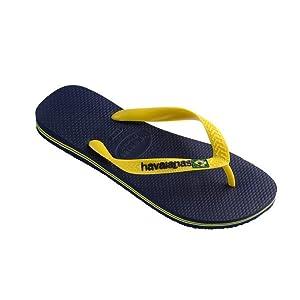 Havaianas - Zapatillas de estar por casa de Sintético para hombre azul Bluette: Amazon.es: Ropa y accesorios