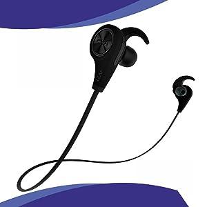aa50753772b Leaf In-Ear Wireless Bluetooth Earphones with Mic: Amazon.in ...