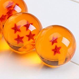 Katara 1737 - Dragon Ball Z con Caja - Juego de 7 Bolas de