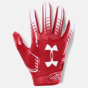 Under Armour F6 Football Receiver Gloves; Assorted Sizes Available