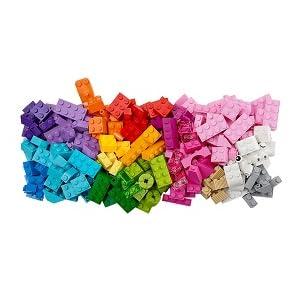 レゴ(LEGO)クラシック黄色のアイデアボックス<ベーシック>