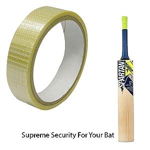 GM Fiber Bat Tape Cricket 25Mmx10M UK