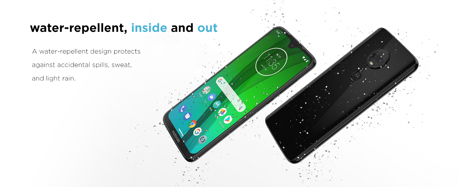 Moto G7 with Alexa Hands-Free