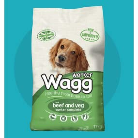 Wagg Working Dog Food Nutritional Value
