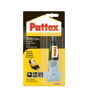 Pattex Pegamento para calzados, flexibile, duradero y resistente ...