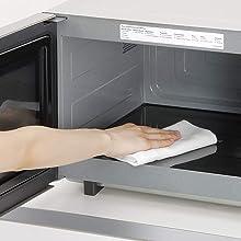 NN-SF564WQPQ, microwave, combination, inverter technology