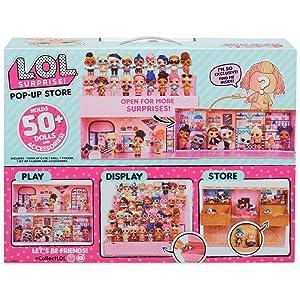 L.O.L Surprise Pop-Up Store 552314 (Display Case)
