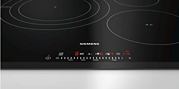 Siemens EH651FDC1E, Placa De Cocina Por Inducción, 7400 W, Negro, 592 x 522 x 51 mm