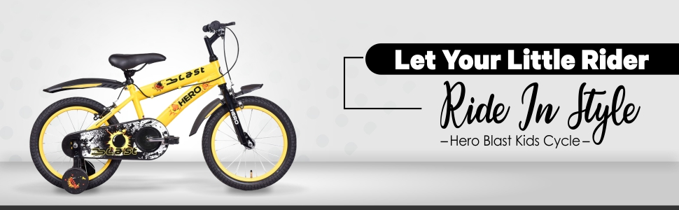 Hero blast !6t Kids biycle price india