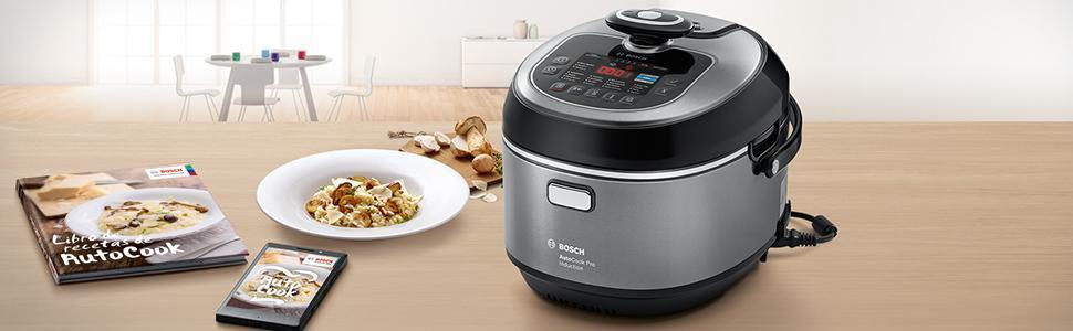 Bosch muc88b68es autocook robot de cocina multifunci n for Robot de cocina autocook