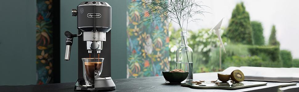DeLonghi Dedica Pump Espresso coffee machine
