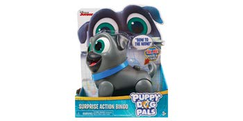 """ec19a80e815 This awesome figure stands 5"""" tall and is the perfect gift for every Puppy  Dog Pals fan! Collect both Bingo and Rolly Surprise Action Figures for the  ..."""