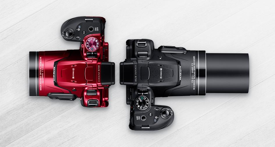 Buy Nikon Coolpix B700 Digital Camera Red 16GB Memory Card